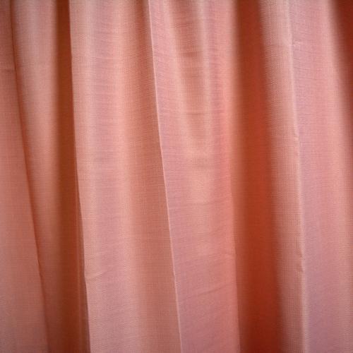 カーテンフランド ピンク 4枚組 約幅100×丈178cm