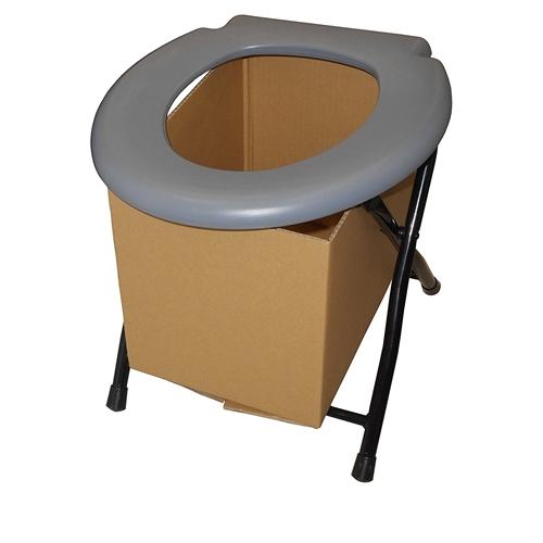 CAPTAIN STAG(キャプテンスタッグ) 防災グッズ非常用簡易トイレ UW−5002