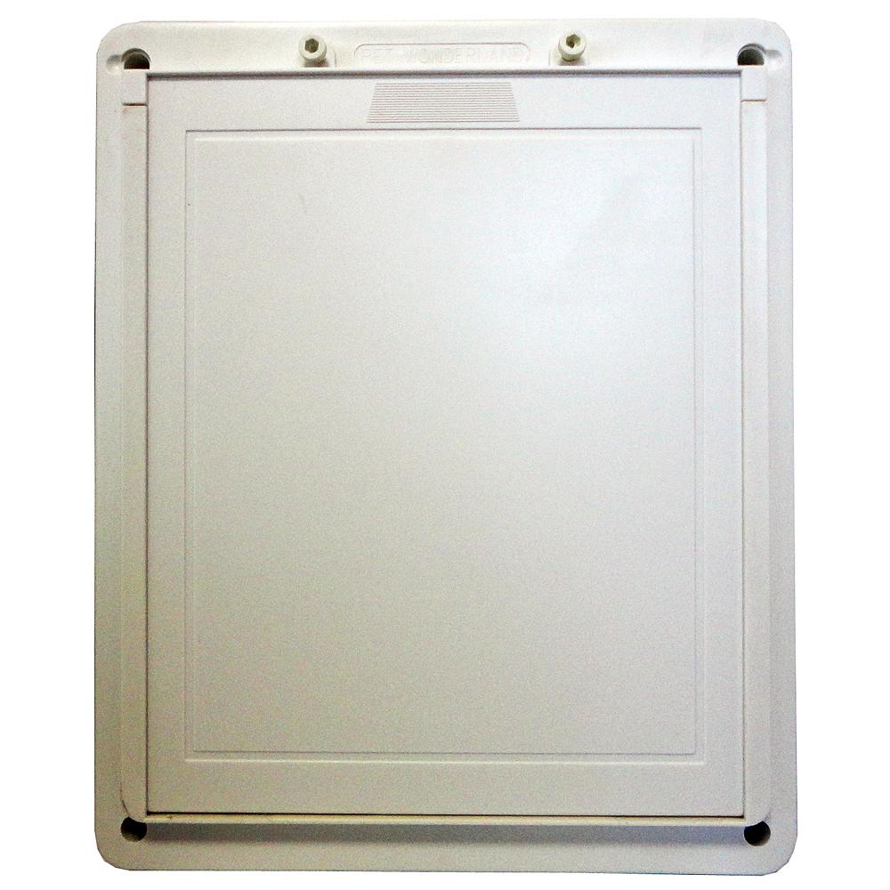 フラップドア Mサイズ ホワイト