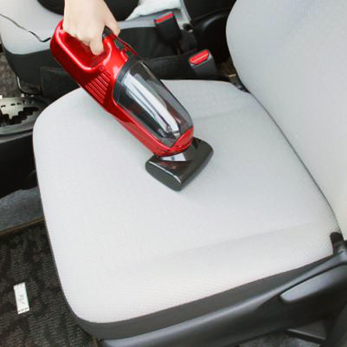 クレトム DC12V 自動車用掃除機 ダブルモーターサイクロン もも太郎