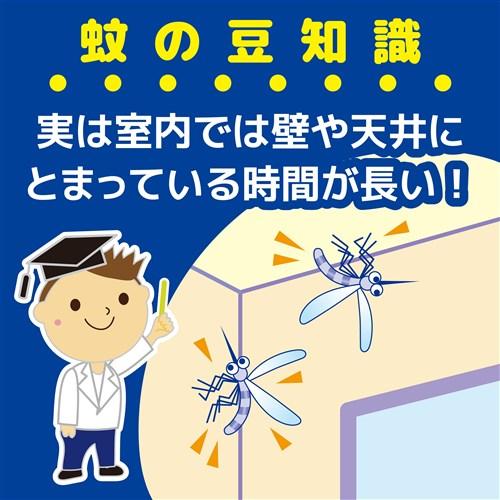 蚊がいなくなるスプレー200日無香料12時間