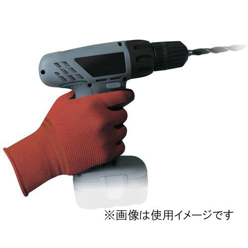 コーコス信岡 ニトリルハードグリップ N-3154 M オレンジ