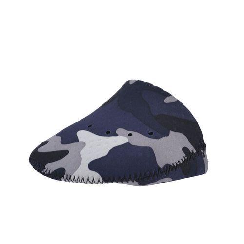 中部物産貿易 安全靴用つまパット 534524 F 迷彩