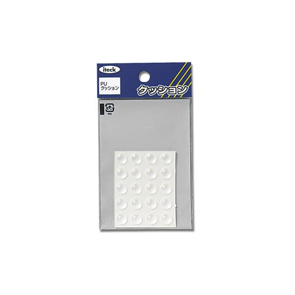 KKU−80 クッション透明8mm
