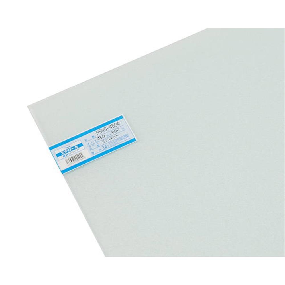 PSWG−4604スチロールガラスマット 3.4X450X600mm