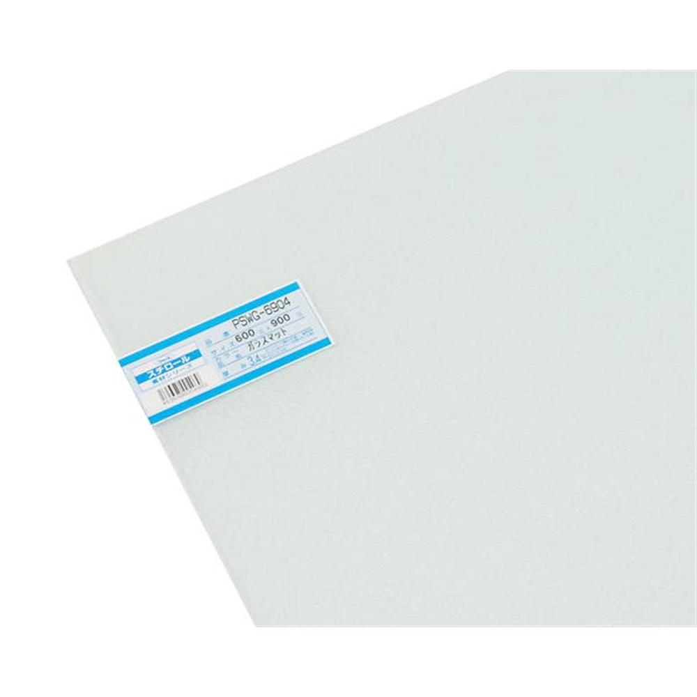 PSWG−6904スチロールガラスマット 3.4X600X900mm
