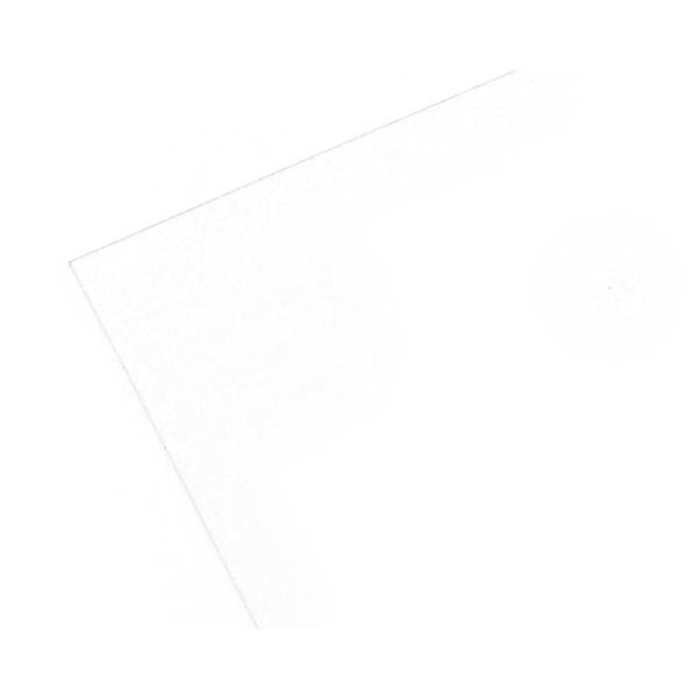 KPAC993−1S ポリカ板透明900×900 2枚入厚み調整材入