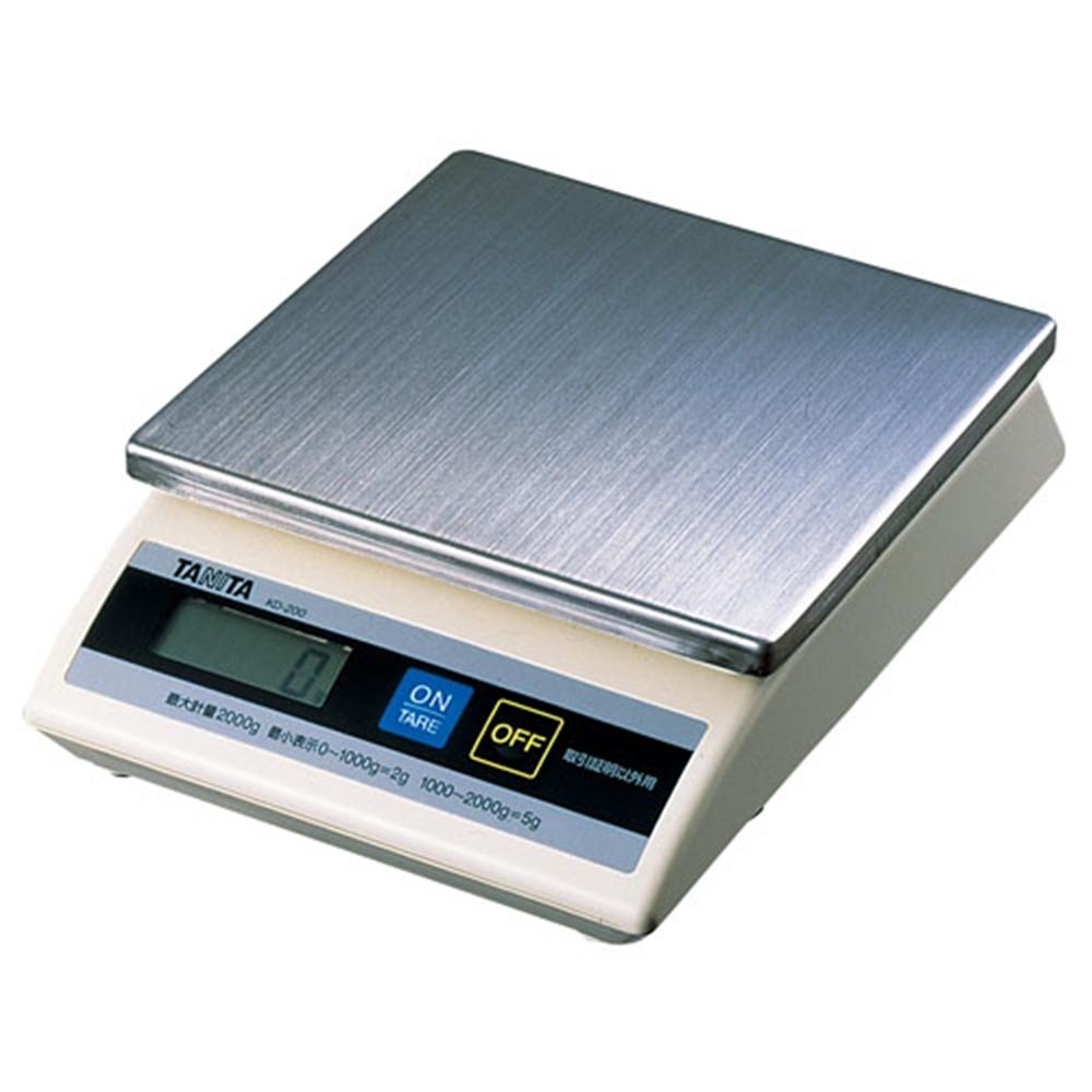 タニタ 卓上スケール KD−200 5kg