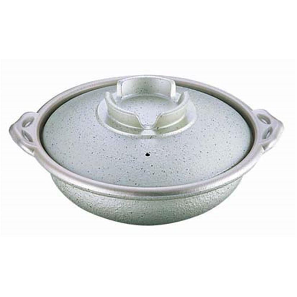 TKG IH土鍋(アルミ製) 30cm 内寸26cm(IH200V対応)