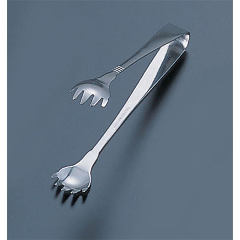18−0爪型アイストング 厚口 小