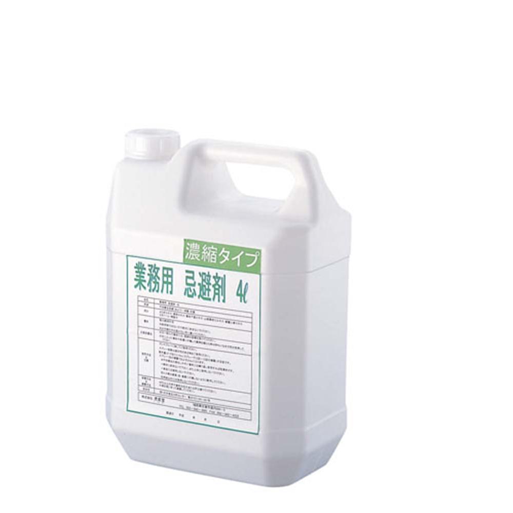 業務用 忌避剤 4L(濃縮液)