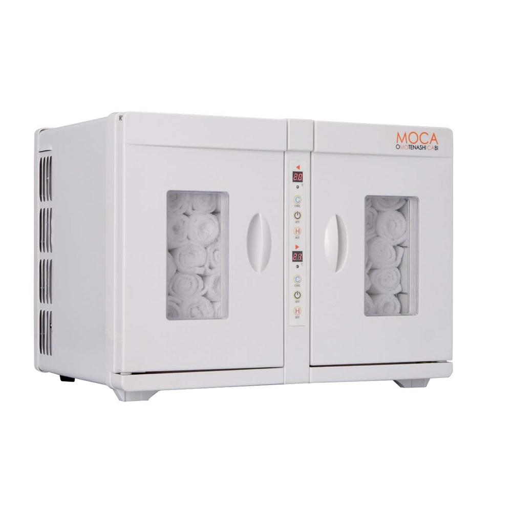業務用温冷庫 MOCA CHC−16WF・両開きタイプ