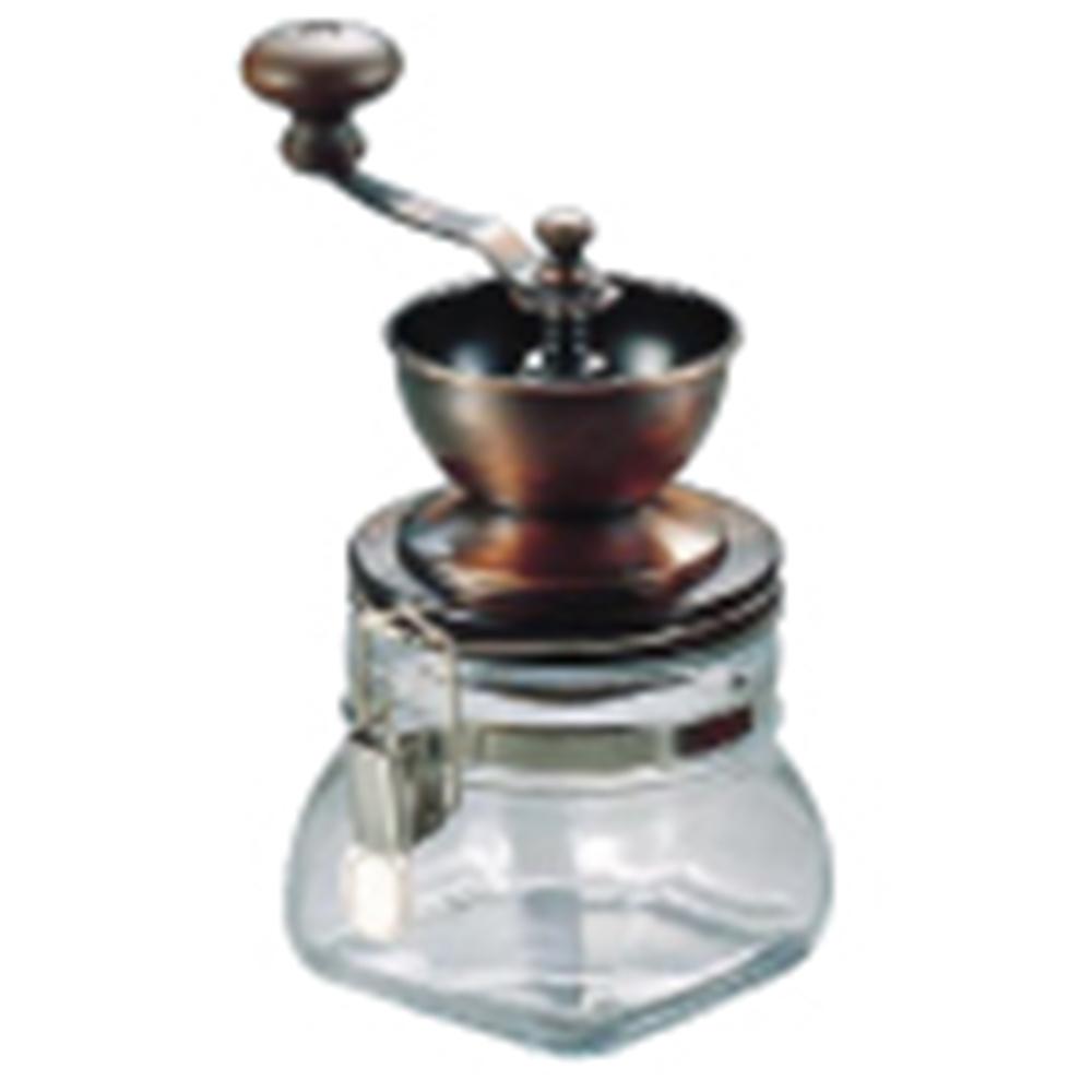 密封式コーヒーミル GCM−1 (ガラス製)