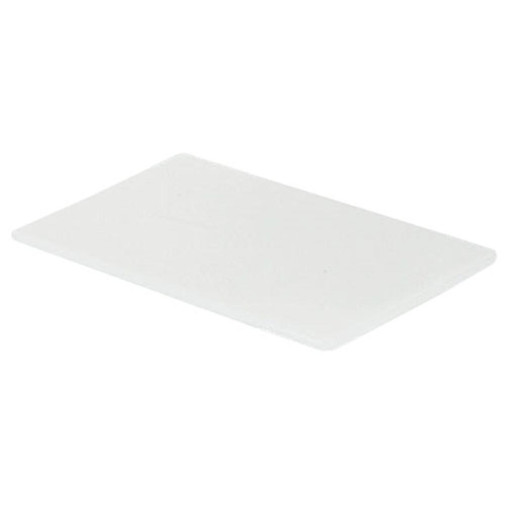 アクリルブッフェトレイ 長角ホワイト W6450 L