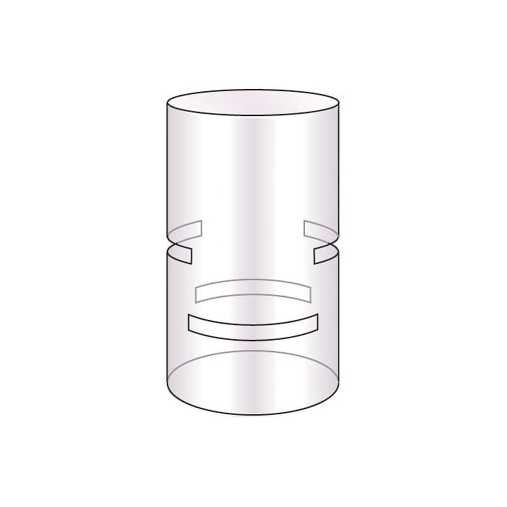 クリアーユニットベース(連結用カット付) C1220 M