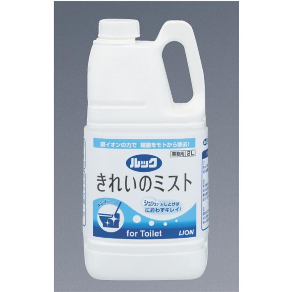 ルック きれいのミスト トイレ用 2L(専用スプレー付)