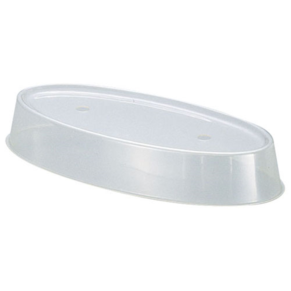 Nアクリル製魚皿カバー 24インチ用