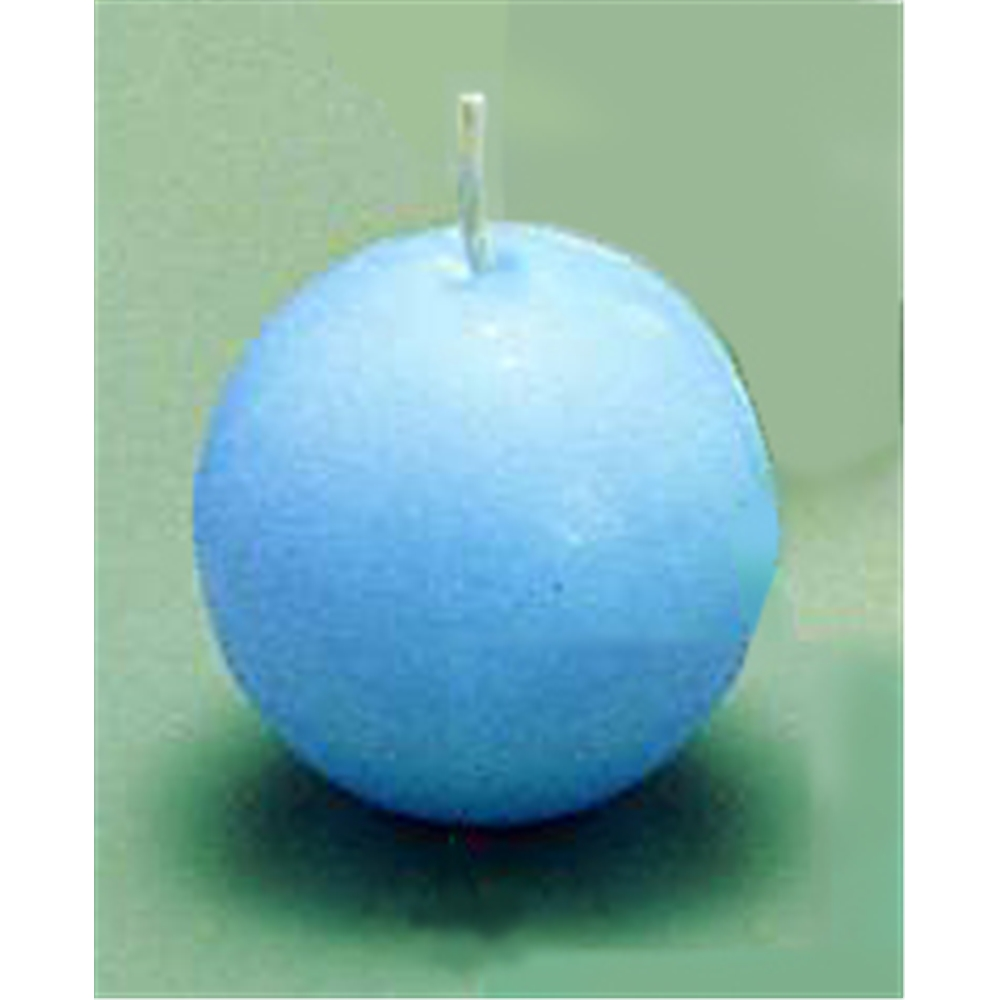 ボールキャンドル(40ヶ入) 40044 ブルー