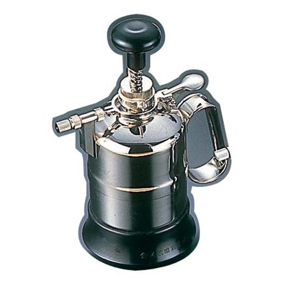 クロームメッキ噴霧器 防水型 小型(400cc)