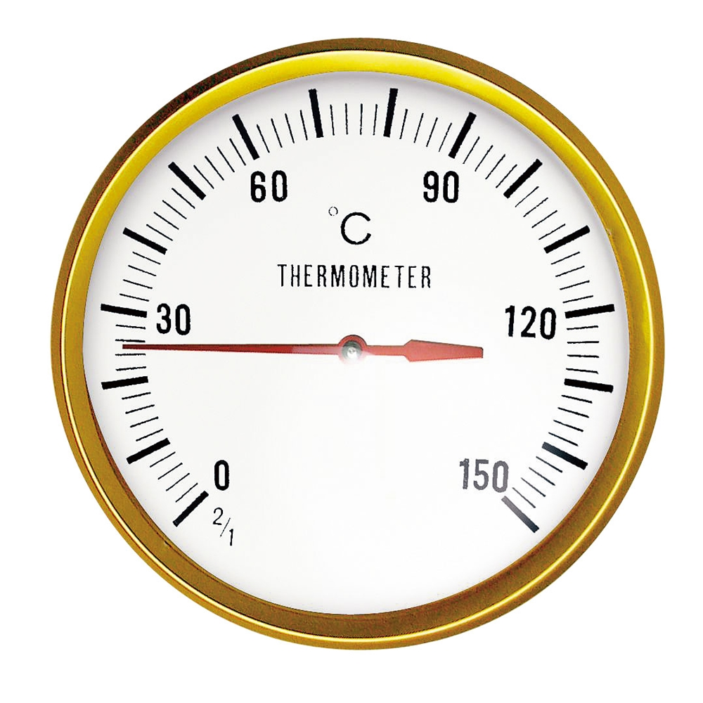 ドライサウナ用耐熱温度計