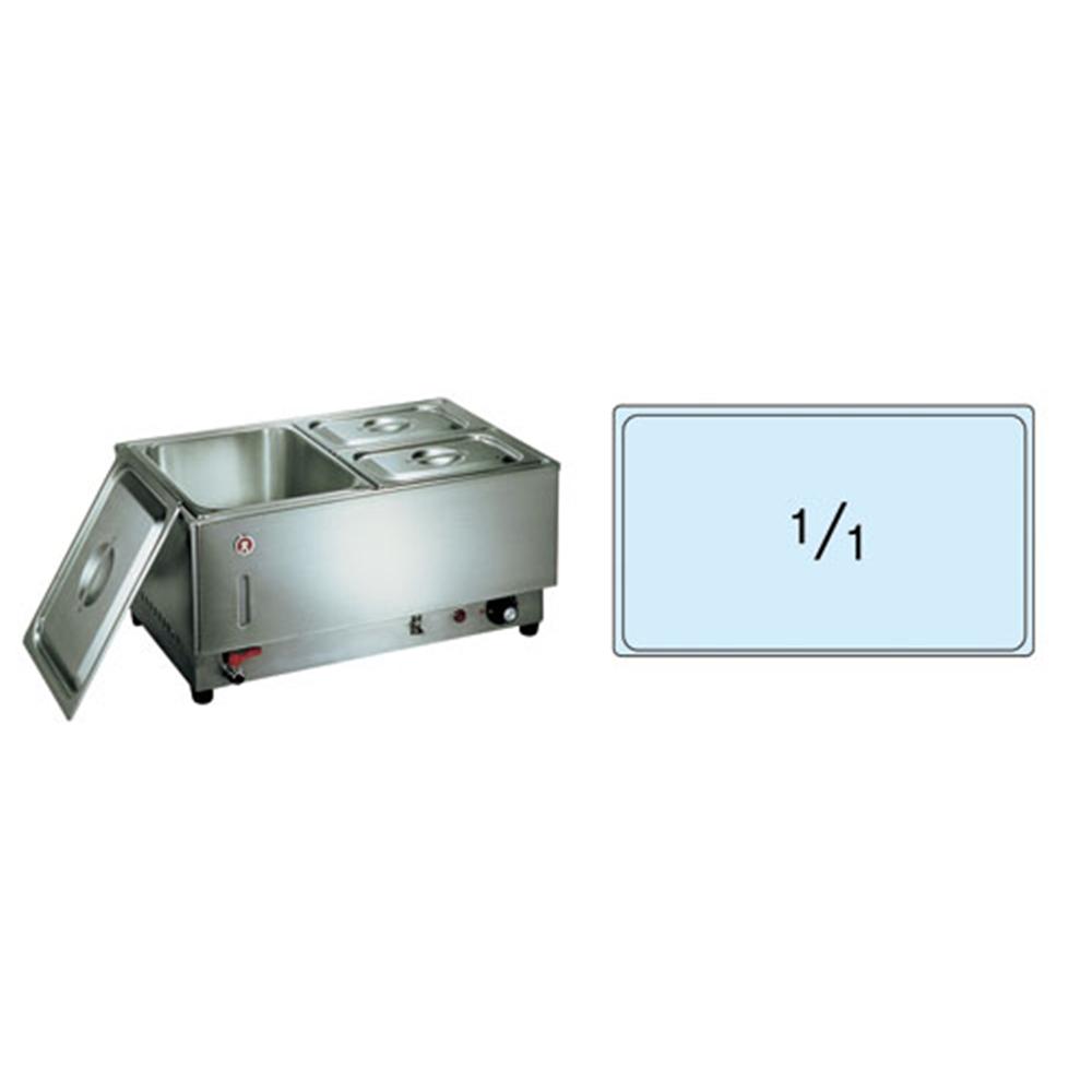 電気フードウォーマー1/1ヨコ型 KU−101Y