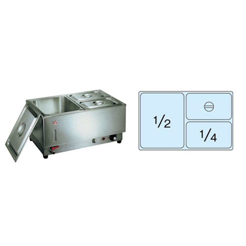 電気フードウォーマー1/1ヨコ型 KU−109Y