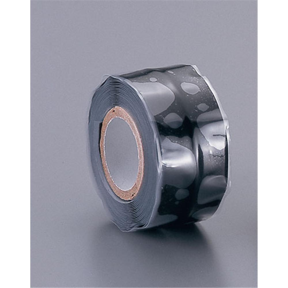 シリコンゴムテープ (3m巻)黒