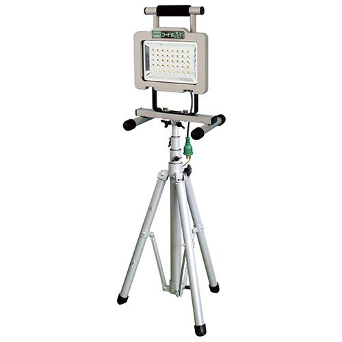 Caster コード式LED投光器三脚式 CLP−1800AC−TPS