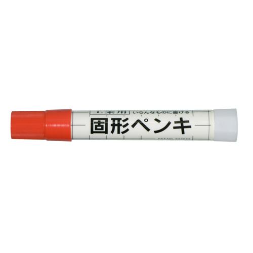 サクラ 建築用固形ペンキ 赤 フック KSC−P#19