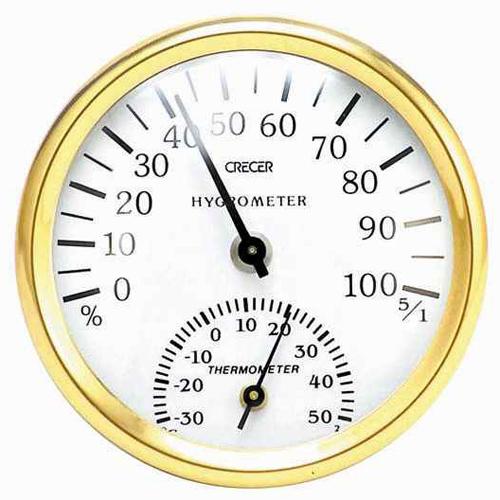 CRECER 温度計・湿度計 CR−101W