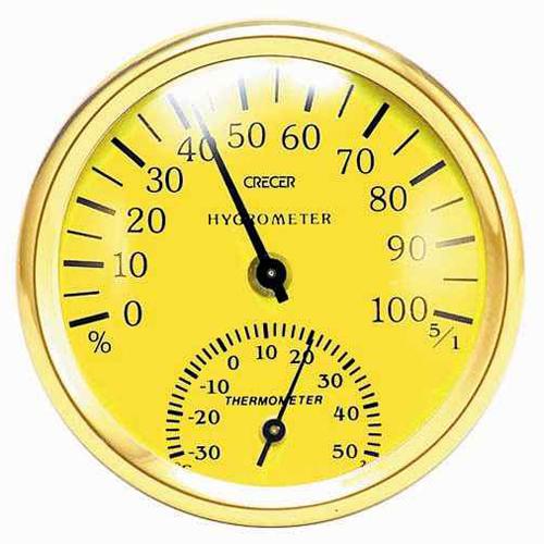 CRECER 温度計・湿度計 CR−101Y