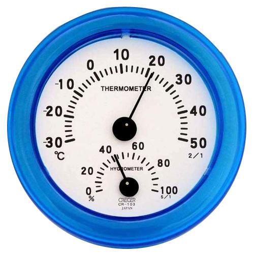 CRECER エアコンマネージャー ブルー CR−108B