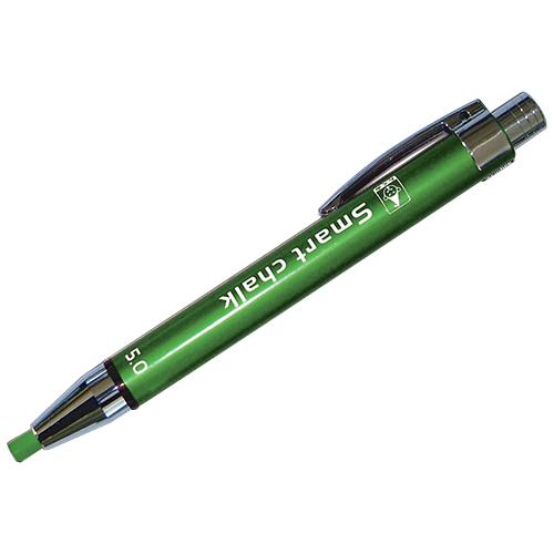 たくみ スマートチョーク 緑 ミドリ 5mm