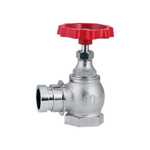 カクダイ 散水栓 90度 652-711-65