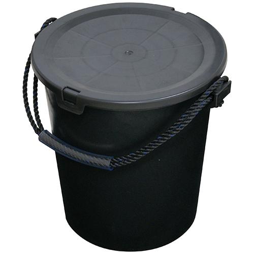 プラスチックペールバケツ 20L フタツキ
