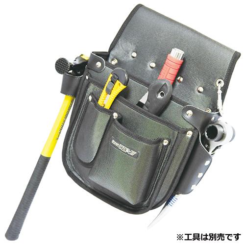 HOTTA 釘袋 丸底 ホルダー付 RAV2−38