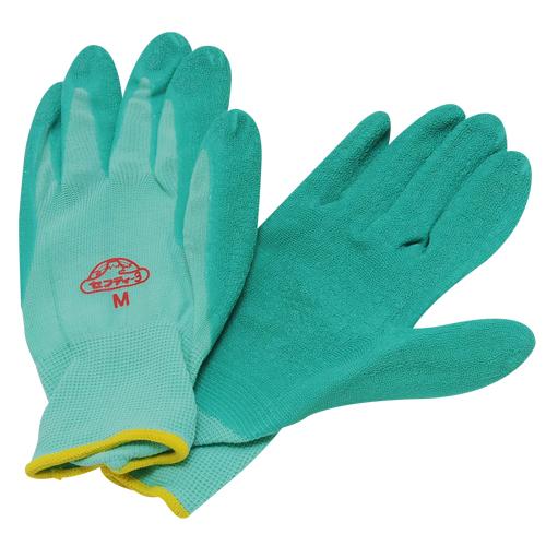 セフティ−3 園芸用手袋 ハード用 M