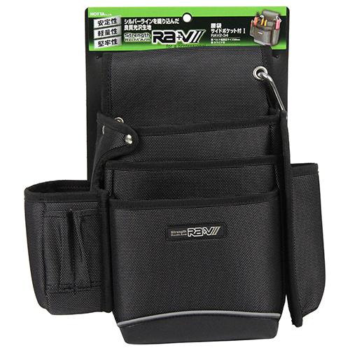 HOTTA 腰袋 サイドポケット付1 RAV2−34