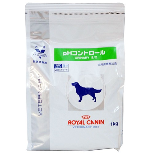 犬 pHコントロール 1kg
