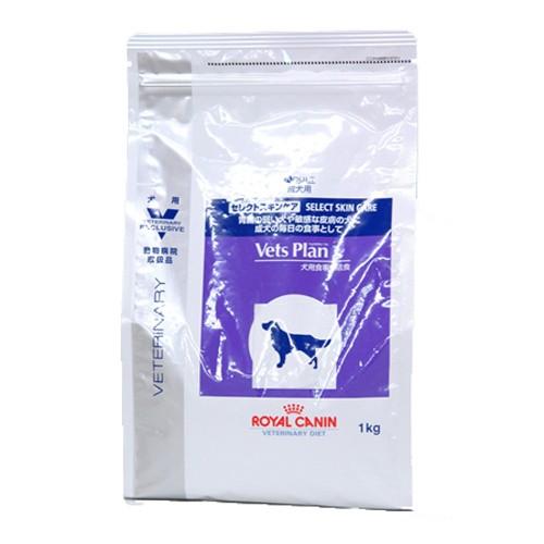 犬 セレクトスキンケア 1kg