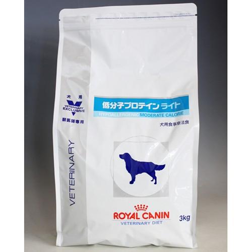 犬 低分子プロテインライト 3kg