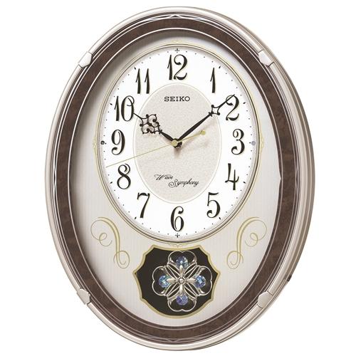 電波掛時計AM259B