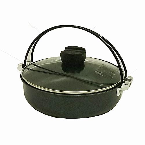 IH対応 軽量 すき焼き鍋 20cm