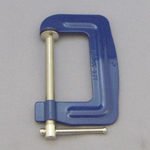 C型クランプ 幅75mm×深さ45mm LFX−20−004