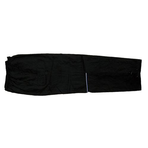 裏メッシュパンツ ブラック 3L