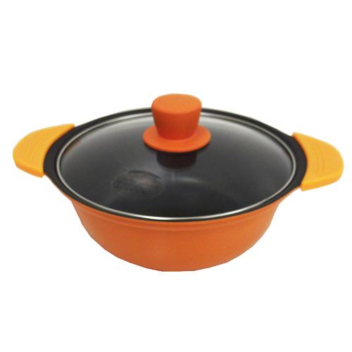 アルミ卓上鍋 20cm KHM05−7961