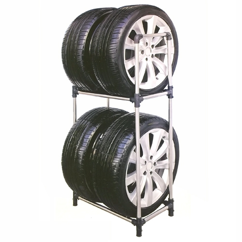 コーナン オリジナル タイヤラックL RV車用 KG07−7236 ※タイヤ、ホイールは付いていません。