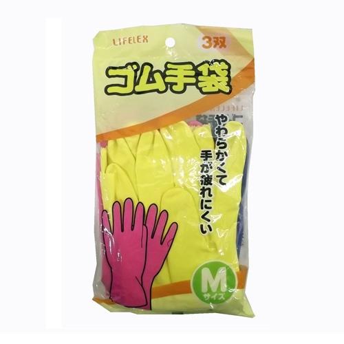 ゴム手袋 M KHM05−0762