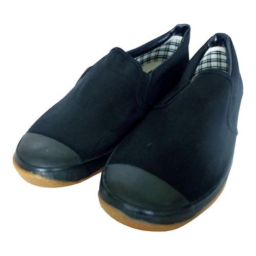 作業靴 『親方満足』 28.0cm FLY11−09−28BK