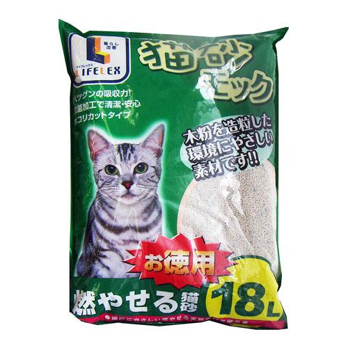 猫砂モック 18L お徳用